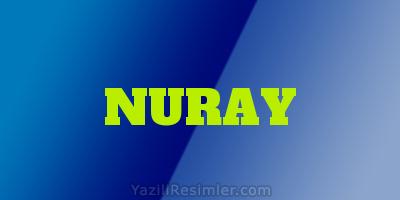 NURAY