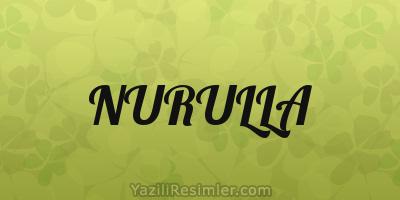 NURULLA