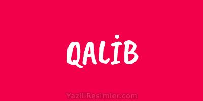 QALİB