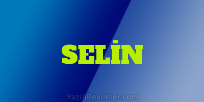 SELİN