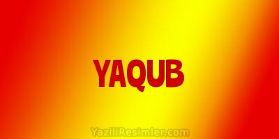 YAQUB