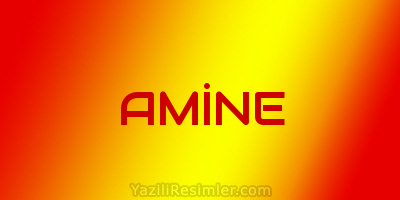 AMİNE