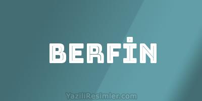 BERFİN