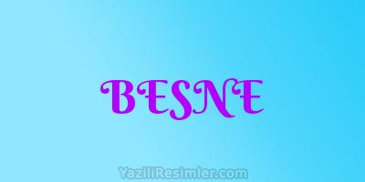 BESNE