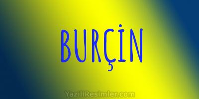 BURÇİN
