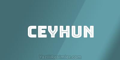 CEYHUN