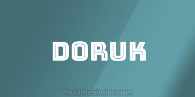 DORUK