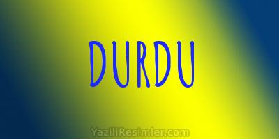 DURDU
