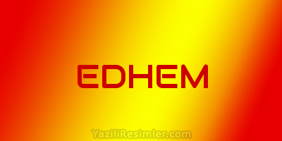 EDHEM
