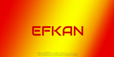 EFKAN