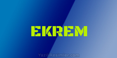 EKREM