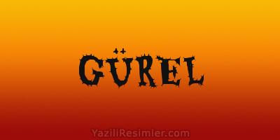 GÜREL