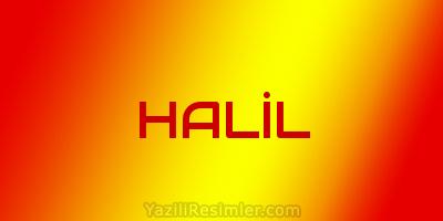 HALİL