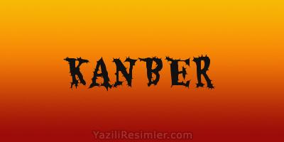 KANBER