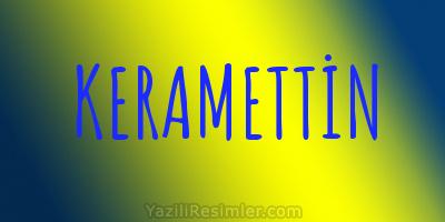 KERAMETTİN