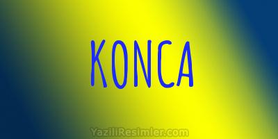 KONCA
