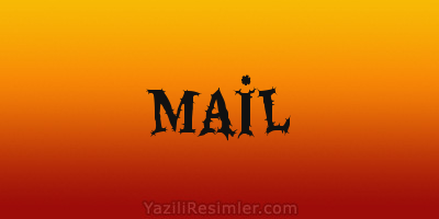 MAİL