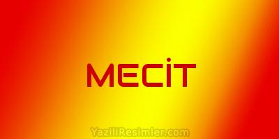 MECİT