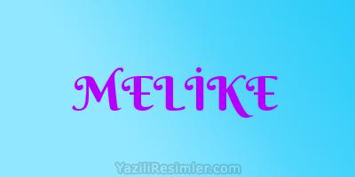 MELİKE
