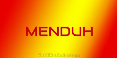 MENDUH