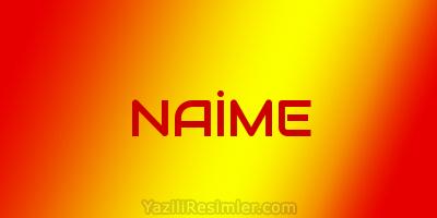 NAİME