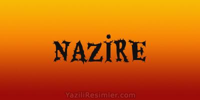 NAZİRE