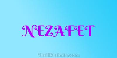 NEZAFET