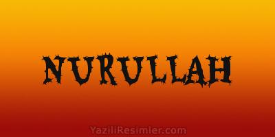 NURULLAH