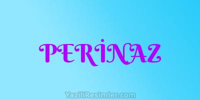 PERİNAZ
