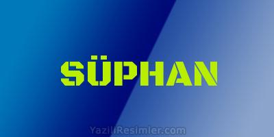 SÜPHAN