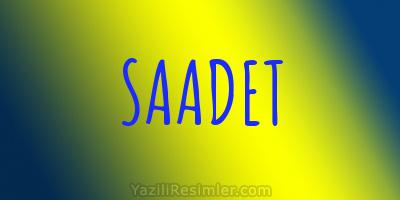 SAADET