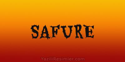 SAFURE