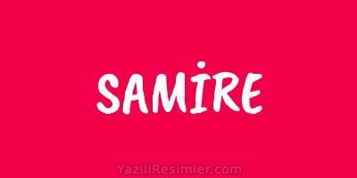 SAMİRE