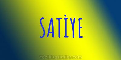SATİYE