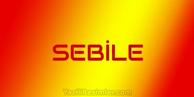 SEBİLE