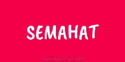 SEMAHAT