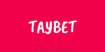 TAYBET