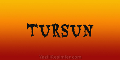 TURSUN