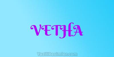 VETHA