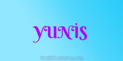 YUNİS