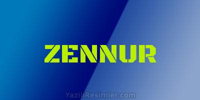 ZENNUR