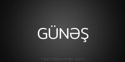 GÜNƏŞ