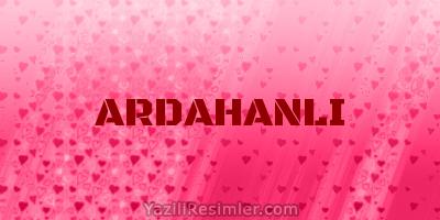ARDAHANLI