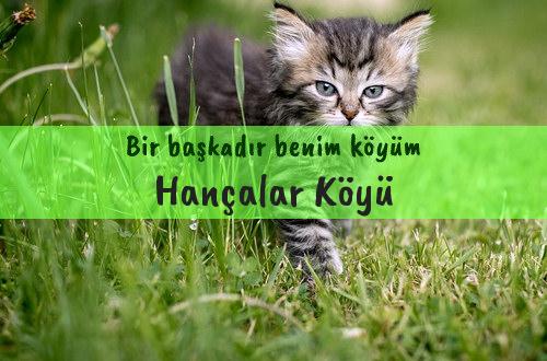 Hançalar Köyü