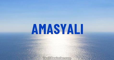 AMASYALI