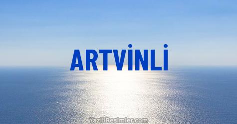 ARTVİNLİ